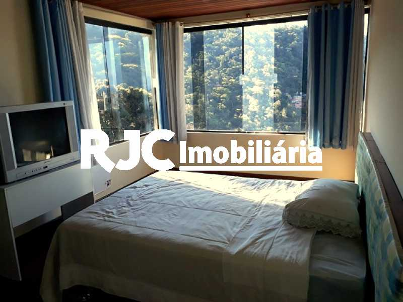 1 - Casa 6 quartos à venda Santa Teresa, Rio de Janeiro - R$ 1.050.000 - MBCA60016 - 1