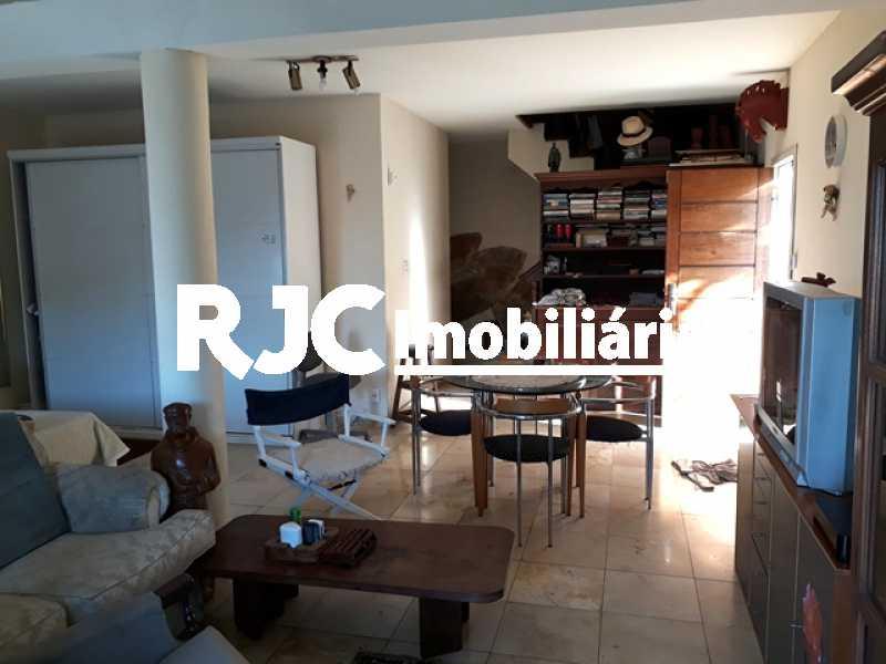 7.0 - Casa 6 quartos à venda Santa Teresa, Rio de Janeiro - R$ 1.050.000 - MBCA60016 - 8