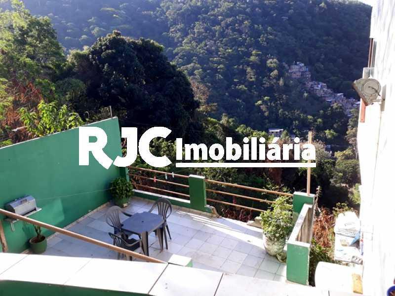 8 - Casa 6 quartos à venda Santa Teresa, Rio de Janeiro - R$ 1.050.000 - MBCA60016 - 11