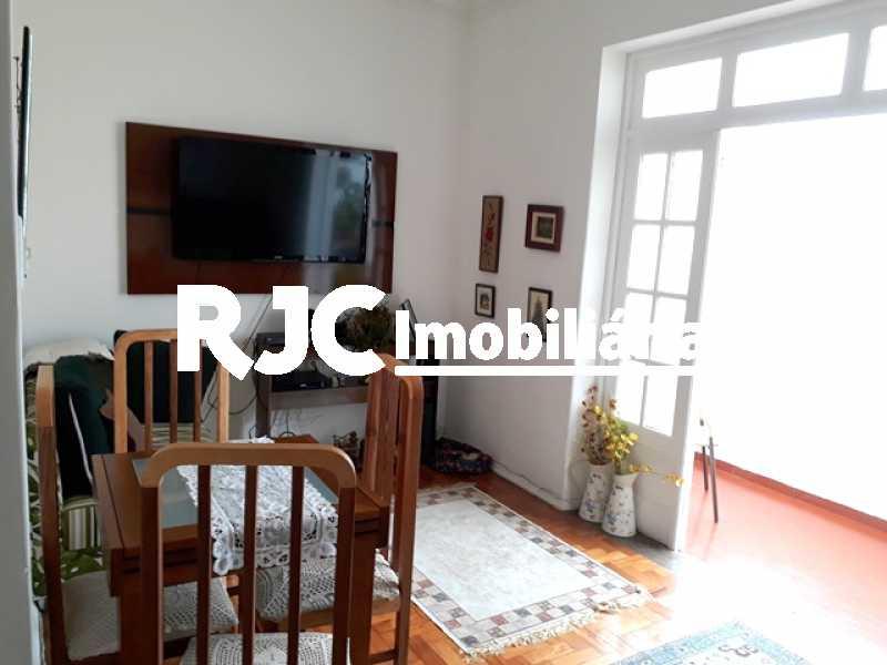 1 - Apartamento 1 quarto à venda Glória, Rio de Janeiro - R$ 500.000 - MBAP10472 - 1