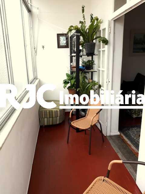 21 3 - Apartamento 1 quarto à venda Glória, Rio de Janeiro - R$ 500.000 - MBAP10472 - 24