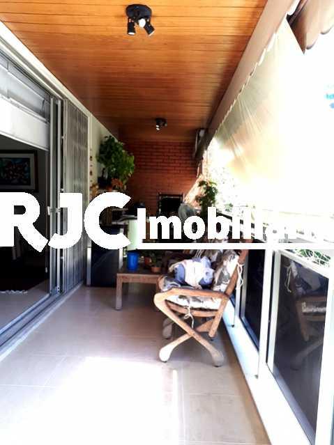 1 - Apartamento 3 quartos à venda Botafogo, Rio de Janeiro - R$ 1.580.000 - MBAP31806 - 1