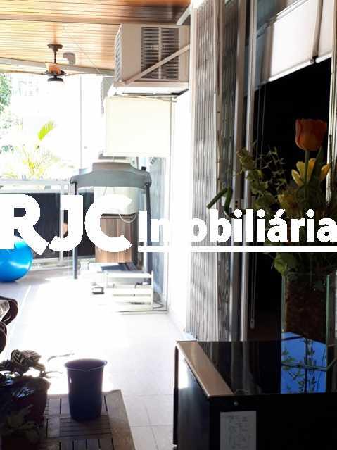 4 - Apartamento 3 quartos à venda Botafogo, Rio de Janeiro - R$ 1.580.000 - MBAP31806 - 5