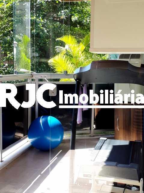 5 - Apartamento 3 quartos à venda Botafogo, Rio de Janeiro - R$ 1.580.000 - MBAP31806 - 6