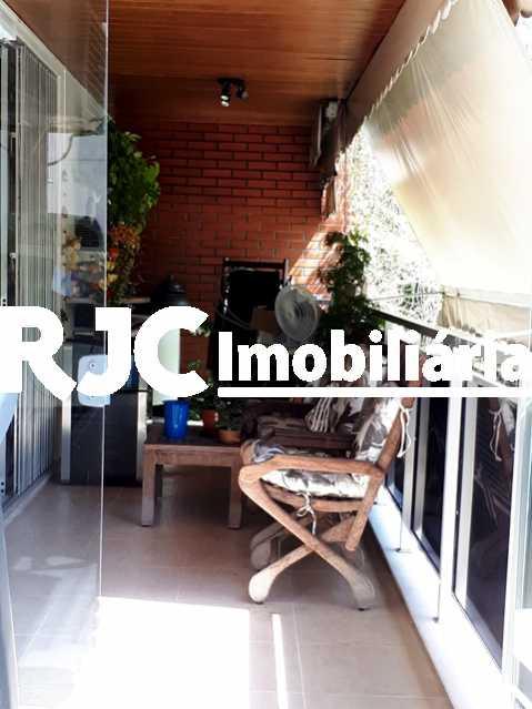 20 3 - Apartamento 3 quartos à venda Botafogo, Rio de Janeiro - R$ 1.580.000 - MBAP31806 - 23
