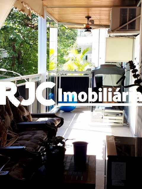 20 6 - Apartamento 3 quartos à venda Botafogo, Rio de Janeiro - R$ 1.580.000 - MBAP31806 - 26
