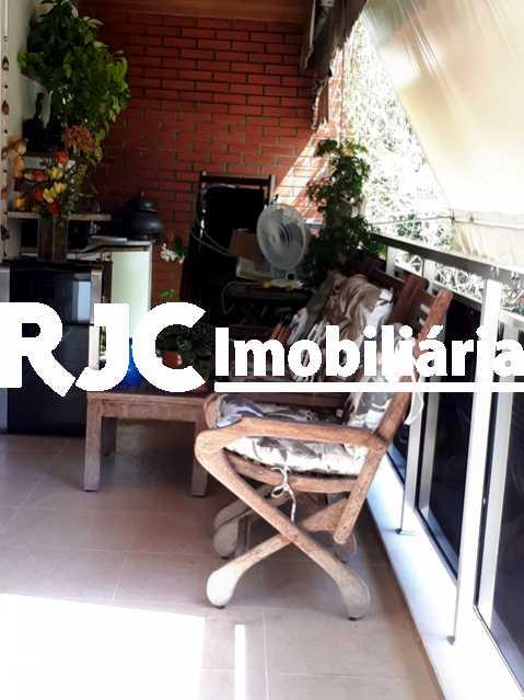 20 9 - Apartamento 3 quartos à venda Botafogo, Rio de Janeiro - R$ 1.580.000 - MBAP31806 - 29