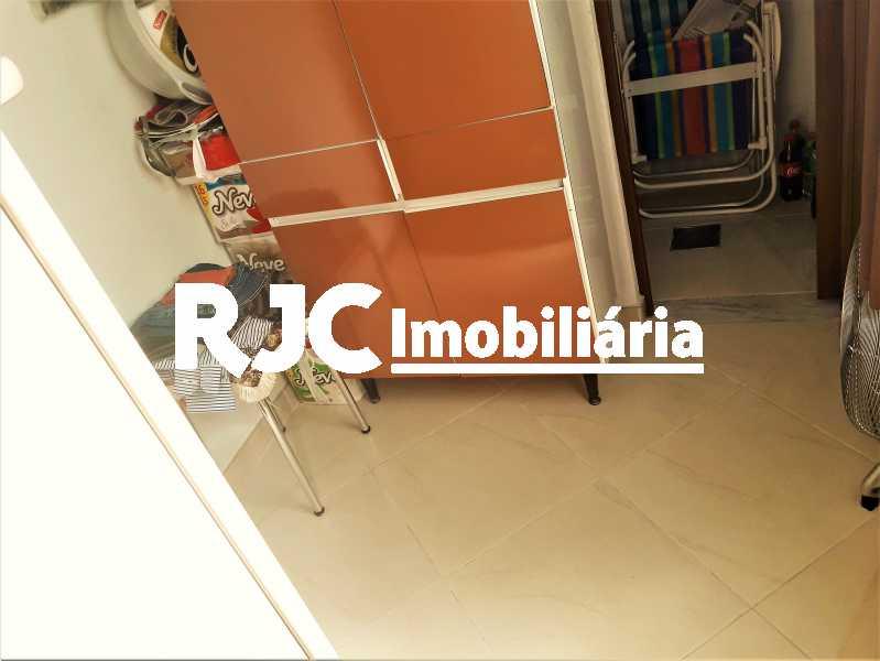 FOTO 17 - Apartamento 2 quartos à venda Andaraí, Rio de Janeiro - R$ 345.000 - MBAP22902 - 18
