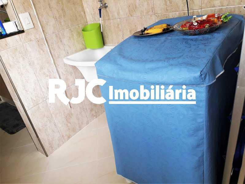 FOTO 18 - Apartamento 2 quartos à venda Andaraí, Rio de Janeiro - R$ 345.000 - MBAP22902 - 19