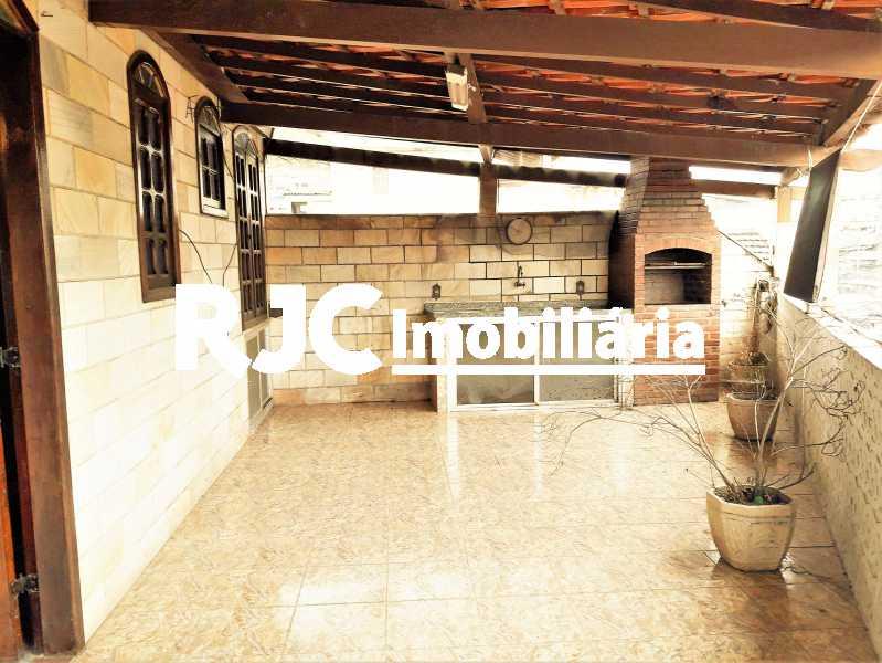 FOTO 1 - Casa 3 quartos à venda Barreto, Niterói - R$ 900.000 - MBCA30127 - 1