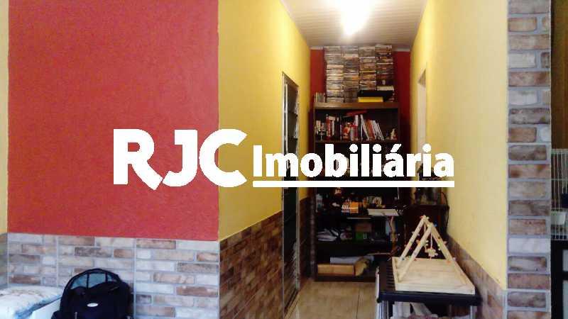 1 - Casa 3 quartos à venda Vila Isabel, Rio de Janeiro - R$ 680.000 - MBCA30128 - 1