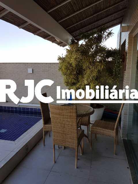 20170630_155435 2 - Cobertura 3 quartos à venda Barra da Tijuca, Rio de Janeiro - R$ 2.368.421 - MBCO30205 - 4