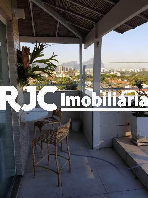 20170630_155740 2 - Cobertura 3 quartos à venda Barra da Tijuca, Rio de Janeiro - R$ 2.368.421 - MBCO30205 - 9