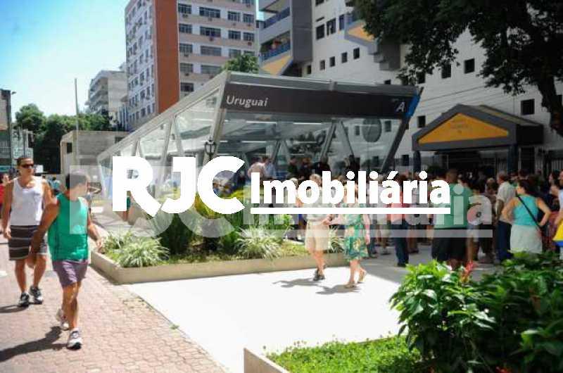 3 - Terreno Unifamiliar à venda Tijuca, Rio de Janeiro - R$ 1.580.000 - MBUF00014 - 4