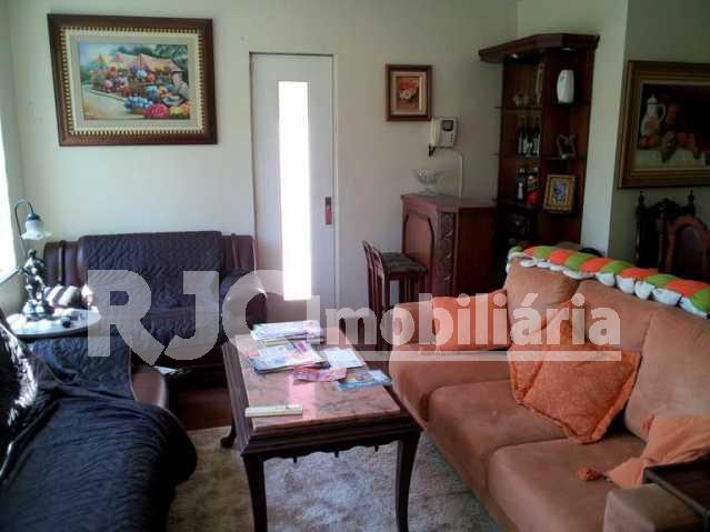 Sala - Casa 3 quartos à venda Vila Isabel, Rio de Janeiro - R$ 1.200.000 - MBCA30025 - 4