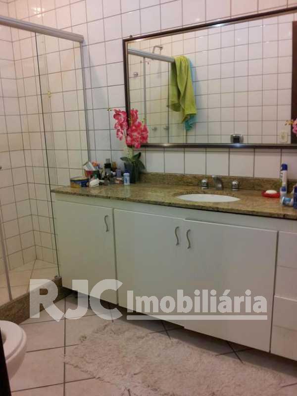 Banheiro Social - Casa 3 quartos à venda Vila Isabel, Rio de Janeiro - R$ 1.200.000 - MBCA30025 - 11