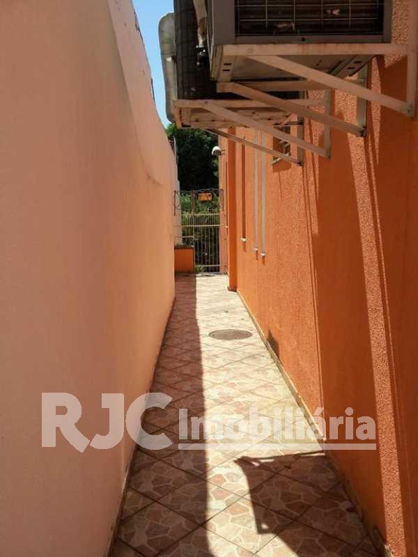 Área - Casa 3 quartos à venda Vila Isabel, Rio de Janeiro - R$ 1.200.000 - MBCA30025 - 27