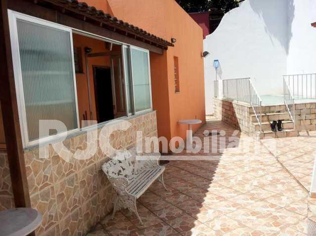 Área - Casa 3 quartos à venda Vila Isabel, Rio de Janeiro - R$ 1.200.000 - MBCA30025 - 29