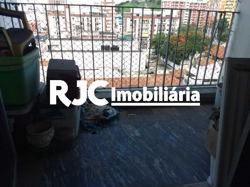 3 - Apartamento 1 quarto à venda Vila Isabel, Rio de Janeiro - R$ 500.000 - MBAP10499 - 4