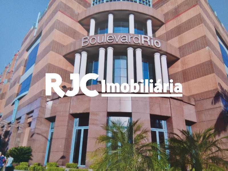 4 SHOPPING - Apartamento 1 quarto à venda Vila Isabel, Rio de Janeiro - R$ 500.000 - MBAP10499 - 5