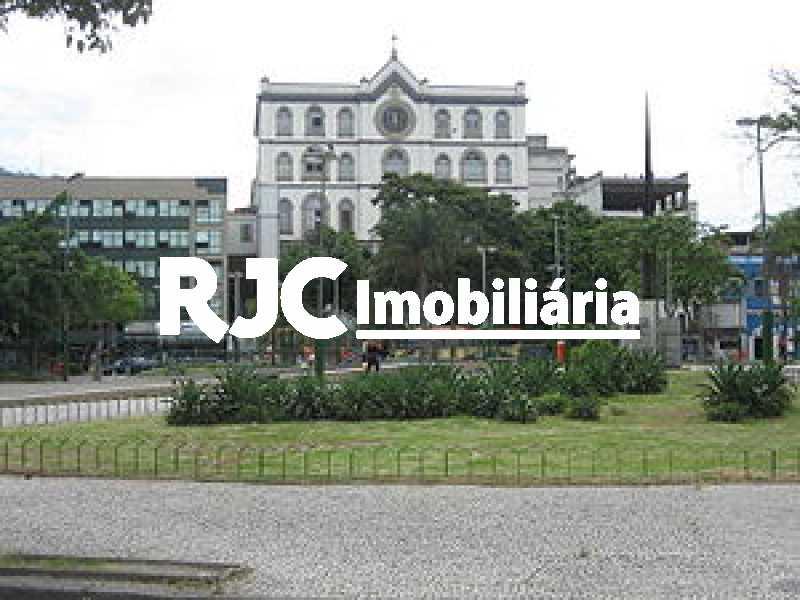 5 -Pça Barão de Drummond - Apartamento 1 quarto à venda Vila Isabel, Rio de Janeiro - R$ 500.000 - MBAP10499 - 6
