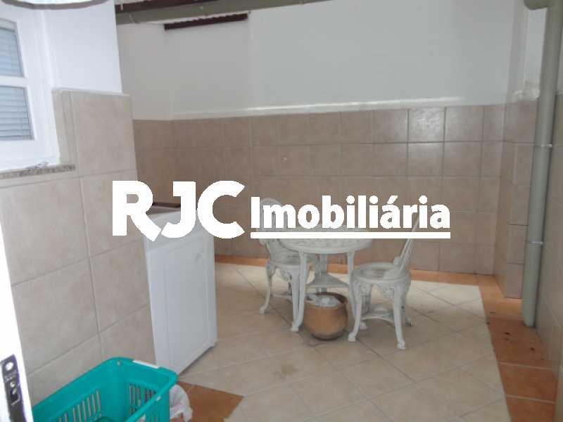 DSC06975 - Apartamento 1 quarto à venda Tijuca, Rio de Janeiro - R$ 410.000 - MBAP10539 - 17