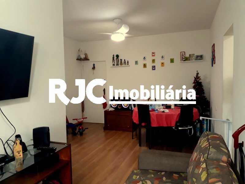 1 Copy - Apartamento 2 quartos à venda Rio Comprido, Rio de Janeiro - R$ 320.000 - MBAP23039 - 1