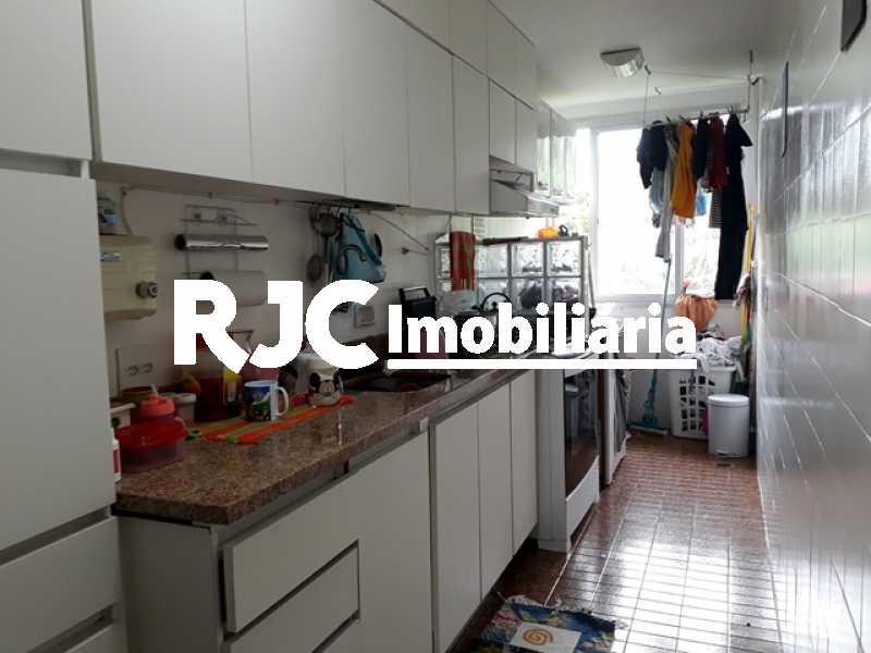 11 Copy - Apartamento 2 quartos à venda Rio Comprido, Rio de Janeiro - R$ 320.000 - MBAP23039 - 11