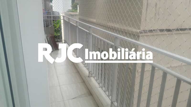 20180215_144527_RichtoneHDR - Apartamento 2 quartos à venda Grajaú, Rio de Janeiro - R$ 450.000 - MBAP23071 - 1
