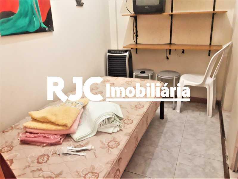 FOTO 13 - Apartamento 1 quarto à venda Tijuca, Rio de Janeiro - R$ 370.000 - MBAP10556 - 14