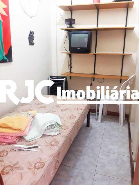 FOTO 14 - Apartamento 1 quarto à venda Tijuca, Rio de Janeiro - R$ 370.000 - MBAP10556 - 15