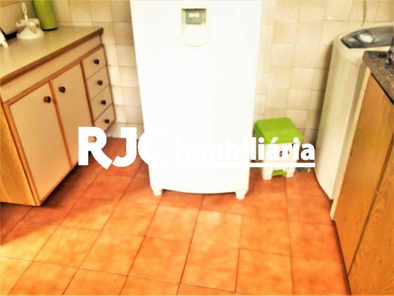 FOTO 16 - Apartamento 1 quarto à venda Tijuca, Rio de Janeiro - R$ 370.000 - MBAP10556 - 17