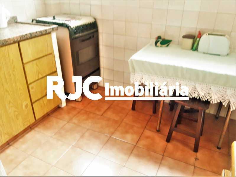 FOTO 17 - Apartamento 1 quarto à venda Tijuca, Rio de Janeiro - R$ 370.000 - MBAP10556 - 18