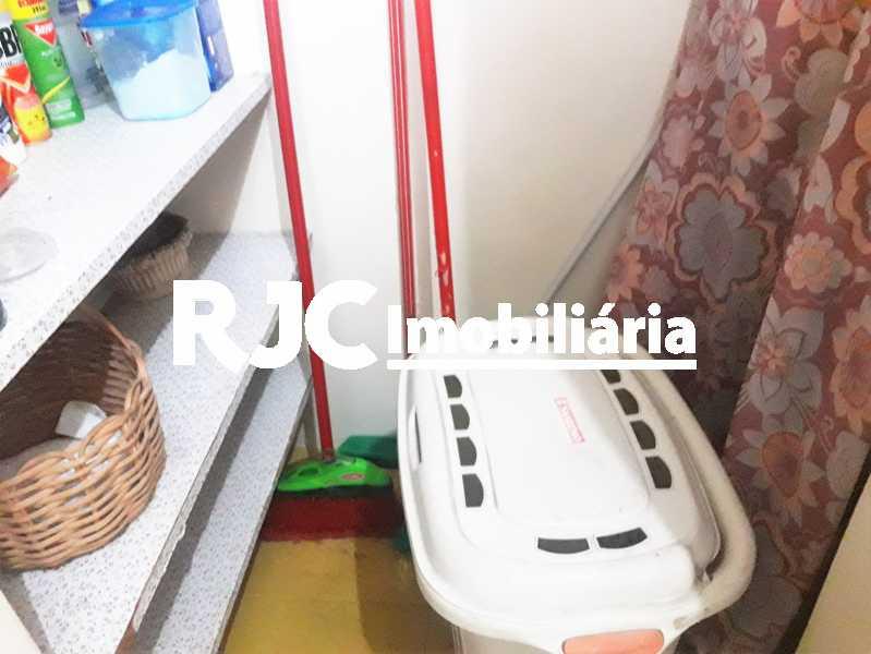 FOTO 18 - Apartamento 1 quarto à venda Tijuca, Rio de Janeiro - R$ 370.000 - MBAP10556 - 19