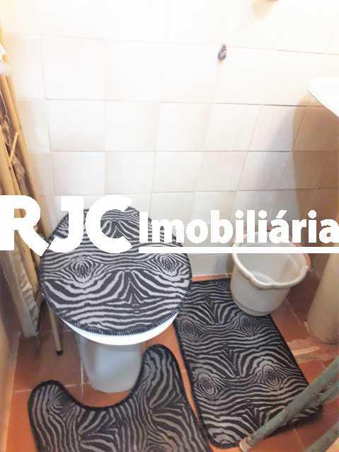 FOTO 19 - Apartamento 1 quarto à venda Tijuca, Rio de Janeiro - R$ 370.000 - MBAP10556 - 20