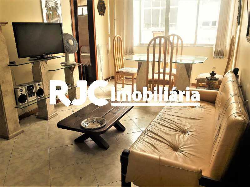 FOTO 1 - Apartamento 1 quarto à venda Tijuca, Rio de Janeiro - R$ 370.000 - MBAP10556 - 1