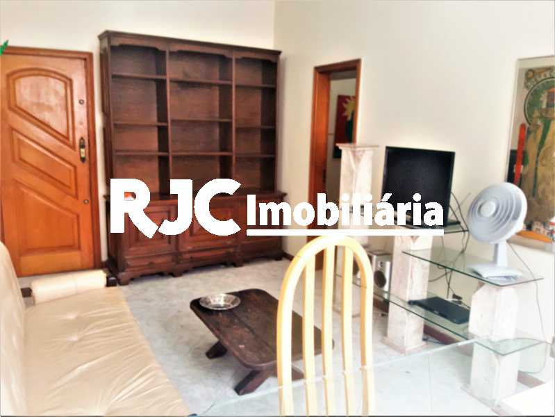 FOTO 2 - Apartamento 1 quarto à venda Tijuca, Rio de Janeiro - R$ 370.000 - MBAP10556 - 3