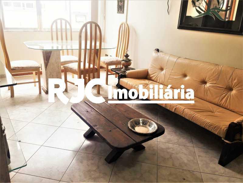 FOTO 3 - Apartamento 1 quarto à venda Tijuca, Rio de Janeiro - R$ 370.000 - MBAP10556 - 4