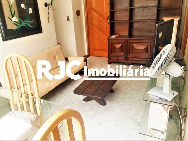 FOTO 4 - Apartamento 1 quarto à venda Tijuca, Rio de Janeiro - R$ 370.000 - MBAP10556 - 5