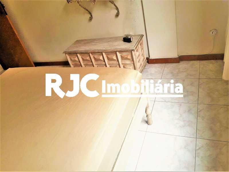 FOTO 6 - Apartamento 1 quarto à venda Tijuca, Rio de Janeiro - R$ 370.000 - MBAP10556 - 7