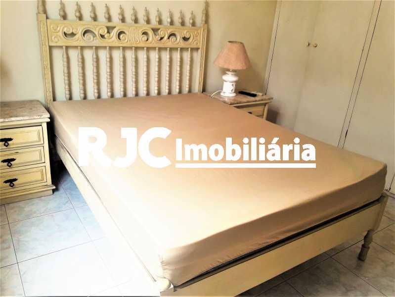 FOTO 7 - Apartamento 1 quarto à venda Tijuca, Rio de Janeiro - R$ 370.000 - MBAP10556 - 8