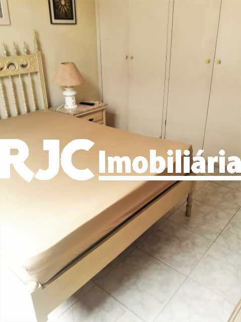 FOTO 8 - Apartamento 1 quarto à venda Tijuca, Rio de Janeiro - R$ 370.000 - MBAP10556 - 9
