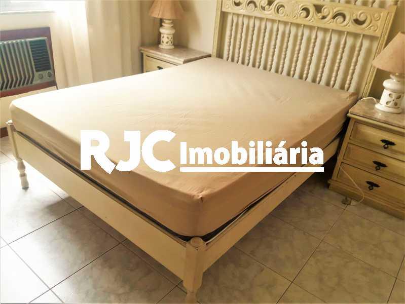 FOTO 10 - Apartamento 1 quarto à venda Tijuca, Rio de Janeiro - R$ 370.000 - MBAP10556 - 11