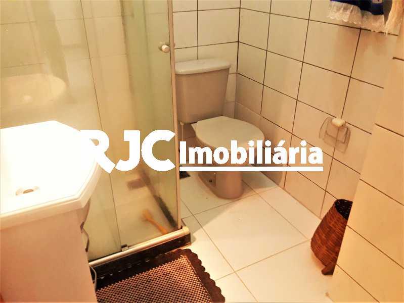 FOTO 11 - Apartamento 1 quarto à venda Tijuca, Rio de Janeiro - R$ 370.000 - MBAP10556 - 12