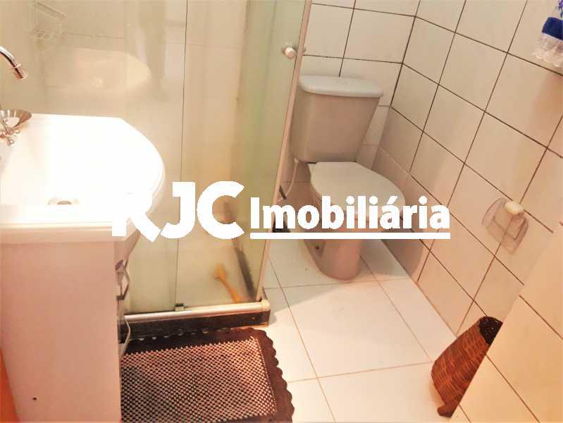 FOTO 12 - Apartamento 1 quarto à venda Tijuca, Rio de Janeiro - R$ 370.000 - MBAP10556 - 13