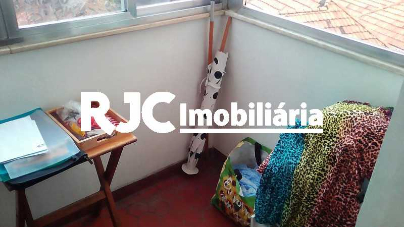 8 - Apartamento Rio Comprido,Rio de Janeiro,RJ À Venda,2 Quartos,68m² - MBAP23076 - 9