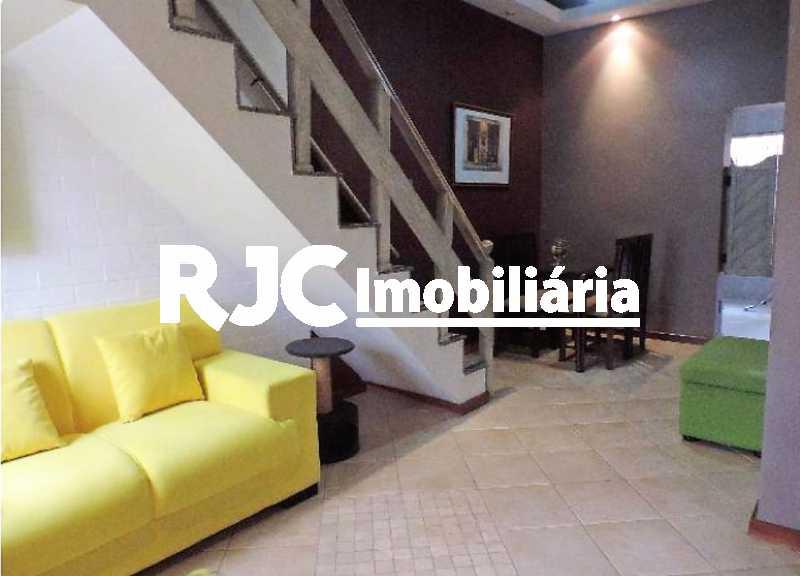 2 sala - Casa de Vila 2 quartos à venda Vila Isabel, Rio de Janeiro - R$ 585.000 - MBCV20081 - 3