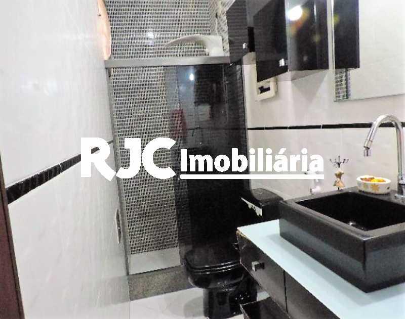 6 - Casa de Vila 2 quartos à venda Vila Isabel, Rio de Janeiro - R$ 585.000 - MBCV20081 - 7