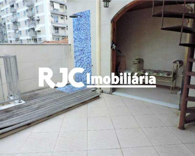 14 - Casa de Vila 2 quartos à venda Vila Isabel, Rio de Janeiro - R$ 585.000 - MBCV20081 - 15