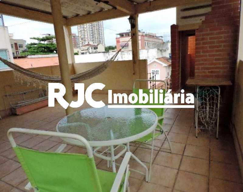 15 - Casa de Vila 2 quartos à venda Vila Isabel, Rio de Janeiro - R$ 585.000 - MBCV20081 - 16
